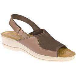 Verity Leather/Other Upper Leather Lining Sandals in Brown