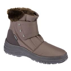 EF1201 Textile Boots in Brown