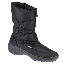 EF1202 Textile Boots in Black