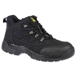 GR1200 Textile/Other Lining Boots in Black