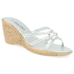 NUOV902 Sandals in Silver