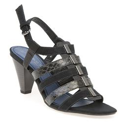 WEN1350 Textile Upper Textile/Other Lining Sandals in Black Multi