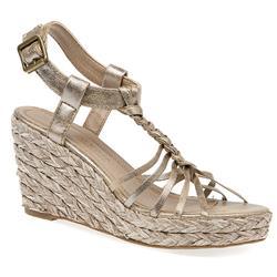 WEN28386-28 Sandals in Gold