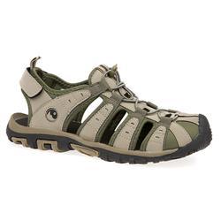 HIT1501 Textile Lining Sandals in Khaki