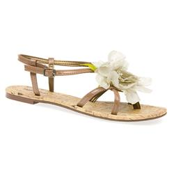STBR1516 Textile/Other Upper Sandals in Praline, Red