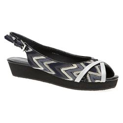STBR1502 Textile/Other Upper Textile/Other Lining Sandals in Black-Grey