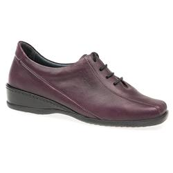 CALFLY902 Leather Comfort Small Sizes in Black, Burgundy