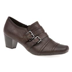 WEN24306-27 Textile/Other Lining Day Shoes in Brown Antique