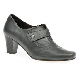 HSANC1601 Leather ??40 plus in Black Patent, Grey
