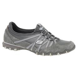 SKE1616 Leather/Other Upper Textile Lining Comfort Small Sizes in Black, Grey