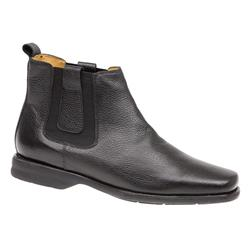 YORK1604 Leather Boots in Black, Brown