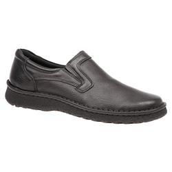 HAK1605 Leather in Black