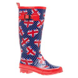 HSJD1600 Boots in Union Jack