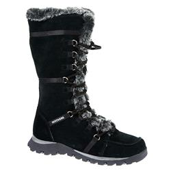 Grand Jams - Unlimited Leather/Textile Boots in Black