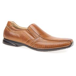 NW1600 Leather Lining Formal Shoes in Black, Tan