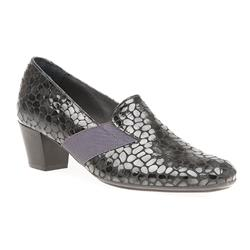 HSCINFLY1608 Leather/Textile Upper Leather Lining in Grey Animal
