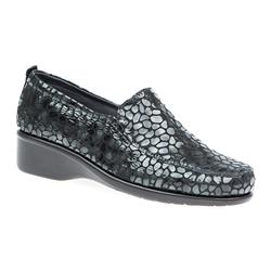CINFLY1609 Leather Comfort Small Sizes in Grey Animal