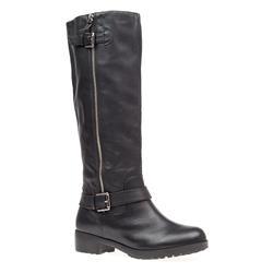 BEL16071 Leather ??40 plus in Black