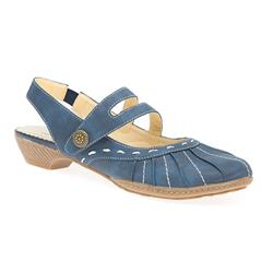 HSLD1511 Flats in Mink, Navy