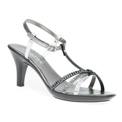 NUOV1705 Sandals in Metallic