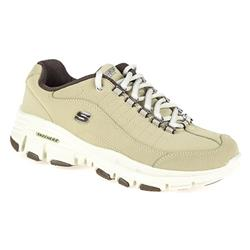 SKE1702 Leather/Other Upper Textile Lining Comfort Small Sizes in Beige, Black