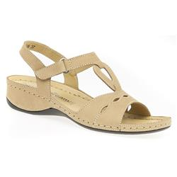 GF1706 Leather Sandals in Black, Blue, Camel