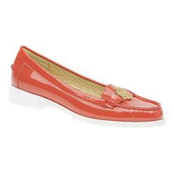 STET1700 Leather in Coral, White