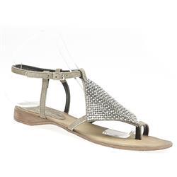 STKK1700 Sandals in Gold, Silver