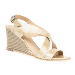 UEP1750 Sandals in Black, Champagne, White