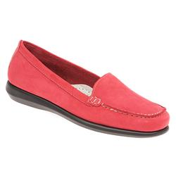 CINFLY1702 Leather Casual Shoes in Navy, Red