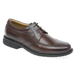 YORK1717 Leather Lace Up in Black, Brown