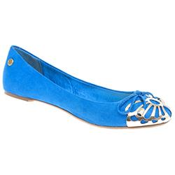 STBR1711 Textile Upper Leather Lining in Blue, Taupe