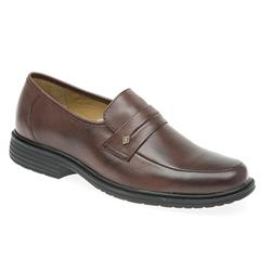 YORK1716 Leather in Black, Brown