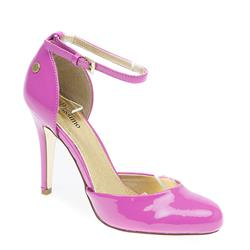 STBR1707 Leather Lining in Pink Patent