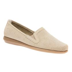 CINFLY1705 Leather Casual Shoes in Beige