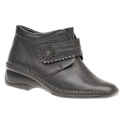HSLD1600 Boots in Black