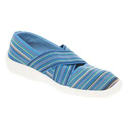 TITAN1700 Textile Upper Leather Lining Flats in Beige Combination, Black Combi, Blue Combination, Pink Combination