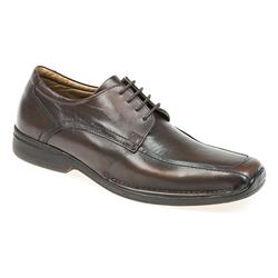 SIDD1600 Leather Formal Shoes in Black, Brown