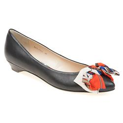 bel17012 Leather Upper Leather/Other Lining in Navy, White