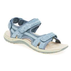 HSEARTH1752 0 Upper 0 Lining 0 Lining Sandals in Pale Blue, Pink