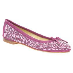 STET1703 Suede Upper Leather Lining in Pink