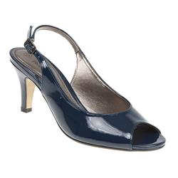 AMI1750 Sandals in Black Patent, Navy Patent, Nude Patent, Red Patent