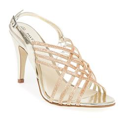 AMITY1701FP Sandals in Light Gold