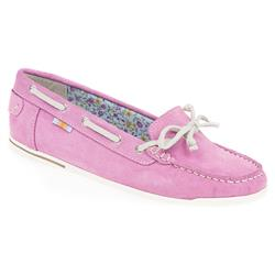AD1701 Leather Casual Shoes in Pink