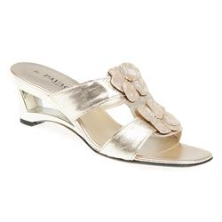 ZOD1501 Leather Upper Leather/Other Lining Sandals in Metallic